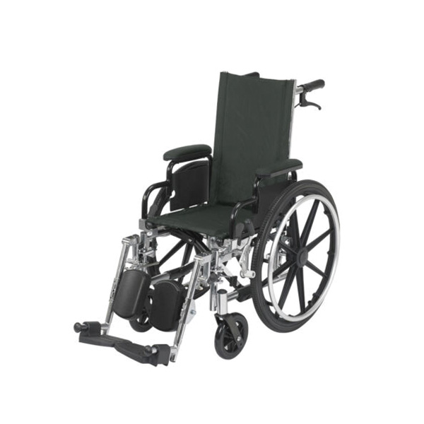 Wheelchair with Padded